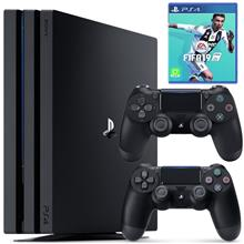 SONY PlayStation 4 Pro Region 2 CUH-7216B Bundle 1TB HDD Game Console
